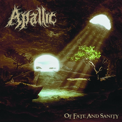 Cover: Apallic - Of Fate And Sanity