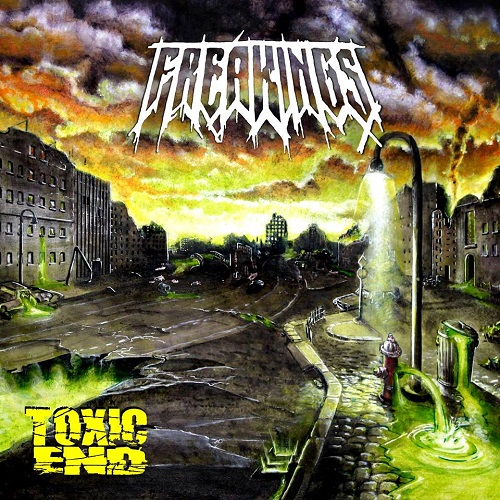 Cover: Freakings - Toxic End