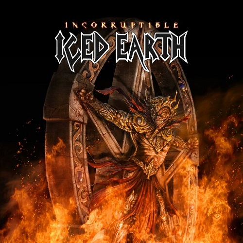 Cover: Iced Earth - Incorruptible