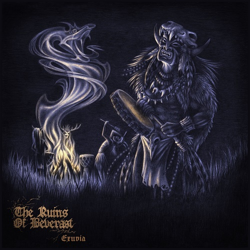 Cover: The Ruins Of Beverast - Exuvia