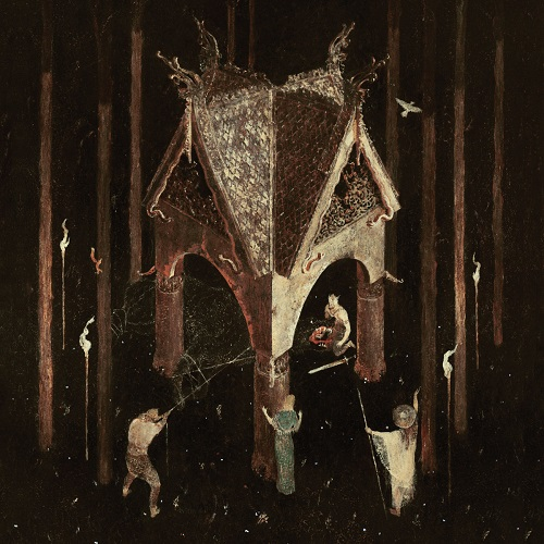Cover: Wolves In The Throne Room - Thrice Woven